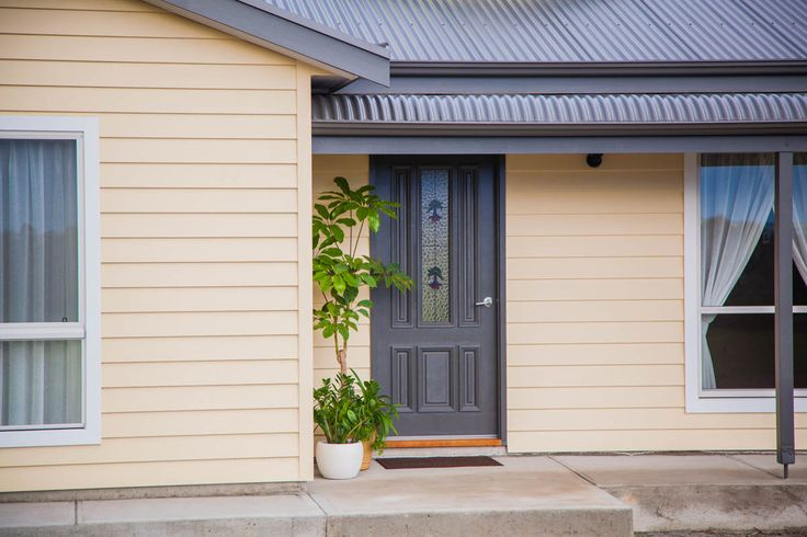 The exterior cladding used was James Hardie Scyon Linea Weatherboard which can be found on the James Hardie Website, www.jameshardie.com.au