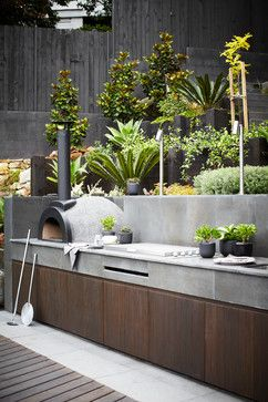 Mosman - Contemporary - Patio - sydney - by Harrison's Landscaping