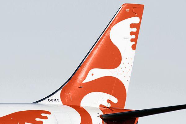 Air Inuit Redesign of the brand identity... Beautiful, classic design