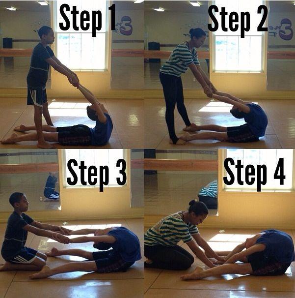 One way that help's back flexibility!