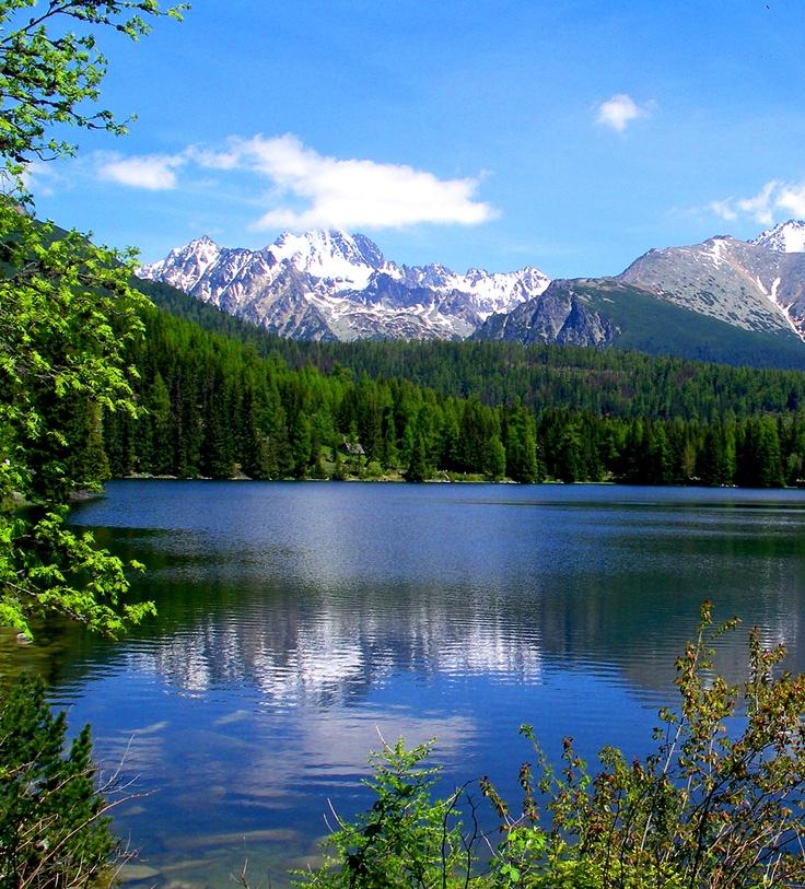 beautiful Tatra Mountains