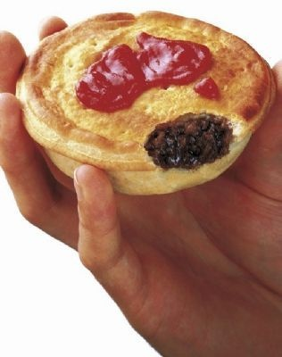 Our beloved meat pie, no footy match is complete without one!