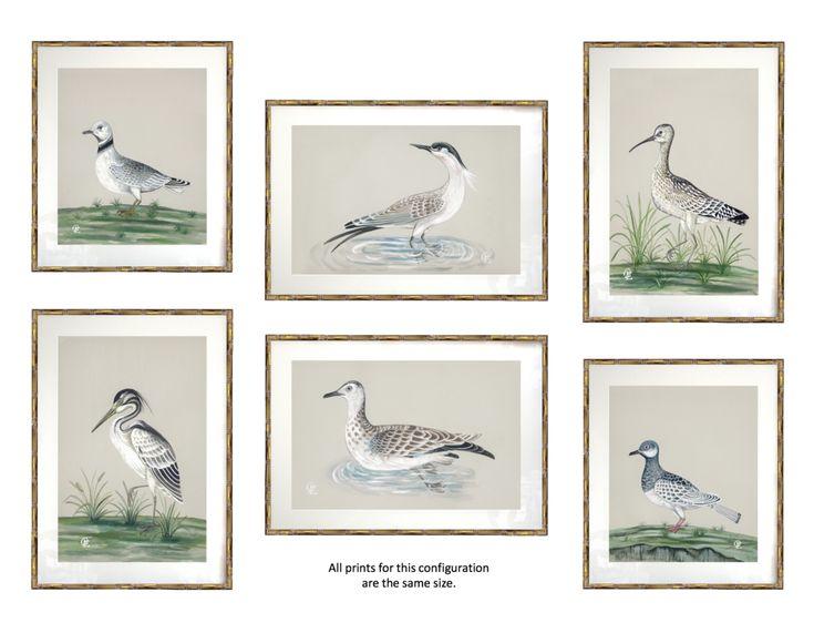 Verandah House Bird Collection  www.verandahhouse.com.au