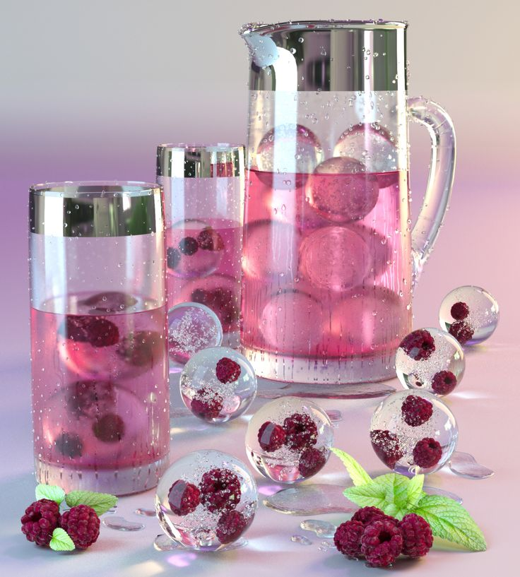 Ice balls in the drinks dont melt like traditional ice cubes. Enjoy long lasting ice.