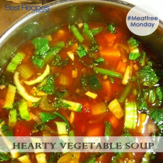 soup best vegetable soup recipe hearty vegetable soup photos of winter ...