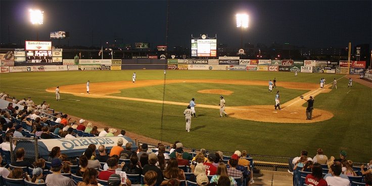 Only 24 more days till opening day for the Wilmington Blue