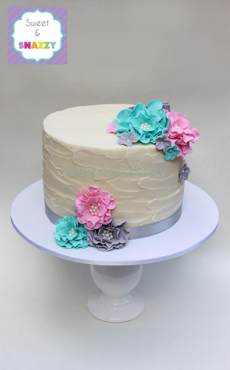 cake gender meghan s gender gender reveal cake diy baby reveal reveal ...