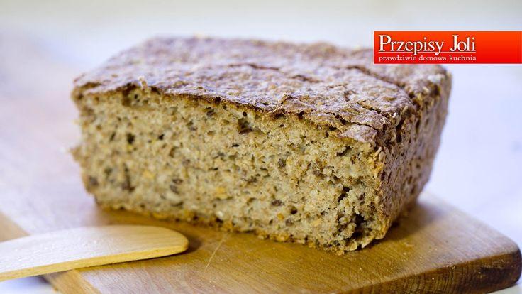 Jak upiec domowy chlebek wieloziarnisty?  - Przepisy Joli - Jola Caputa
