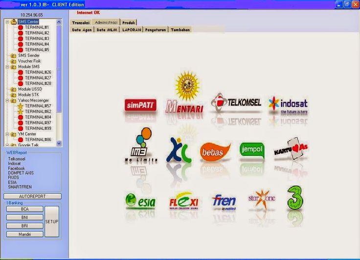 Memilih Software Pulsa Yang Terbaik Untuk Mendukung Usaha Server Pulsa Anda | Jasa Server Pulsa