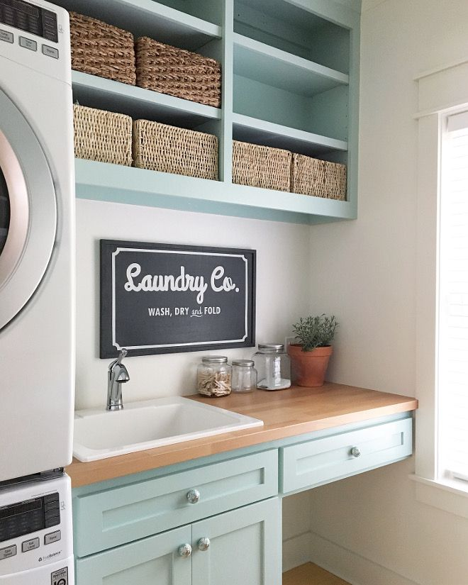 Sherwin Williams Waterscape - more on Home Bunch blog