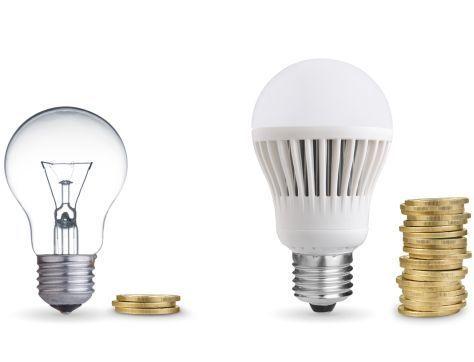 Come e perché si risparmia con le lampadine a LED