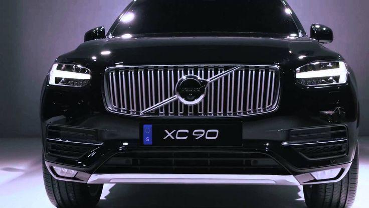 Volvo CX90 2015 Обзор (Вольво CX90 2015)