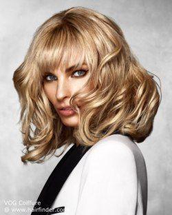 best 25 medium length blonde hairstyles ideas on