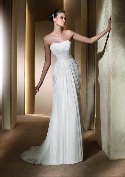 Robe de mariée Marisa de la marque Pronovias avec jupon Taille 36/38