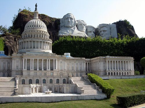 landmarks of the world-TOnE