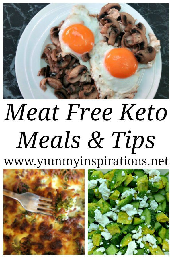 Meat Free Keto Diet – Low Carb Vegetarian Tips and…