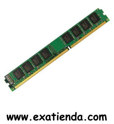 Ya disponible Ddr3 Kingston 8gb/1333    (por sólo 82.89 € IVA incluído):   -Capacidad de almacenamiento: 8 GB -Tecnología: DDR3 SDRAM -Factor de forma: DIMM de 240 espigas -Velocidad de memoria: 1333 MHz (PC3 10600) -Comprobación integridad datos: No ECC -Voltaje de alimentación: 1.5 V                         Garantía de 24 meses.  http://www.exabyteinformatica.com/tienda/915-ddr3-kingston-8gb-1333 #ddr3 #exabyteinformatica
