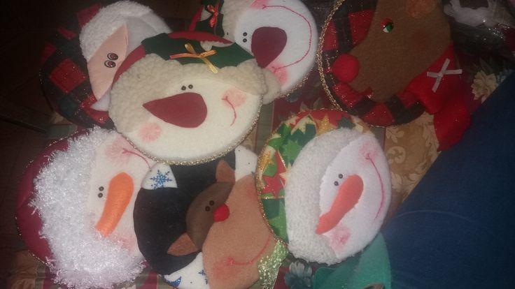 patchwork navideño