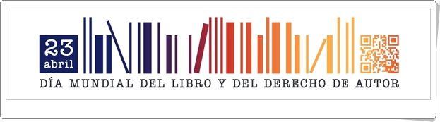 """Para celebrar el Día Mundial del Libro (23 de abril) se pueden usar los marcapáginas que la Unesco ha preparado al efecto (arriba) o alguno de los diversos """"puntos de lectura"""" que la eduteca.blogspot.com muestra en su álbum de Google (abajo)."""