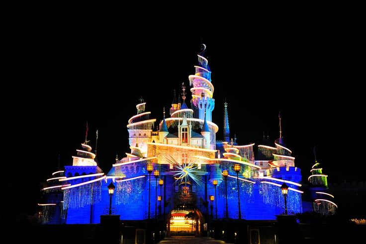 Hong Kong Disneyland is located on reclaimed land in Penny's Bay, Lantau Island. It is the first theme park located inside the Hong Kong Disneyland Resort. https://twitter.com/heenasingla528/status/669468536146890752