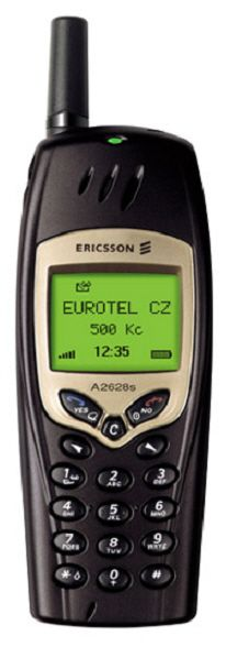 The Retro Ericsson A2628 from 2001