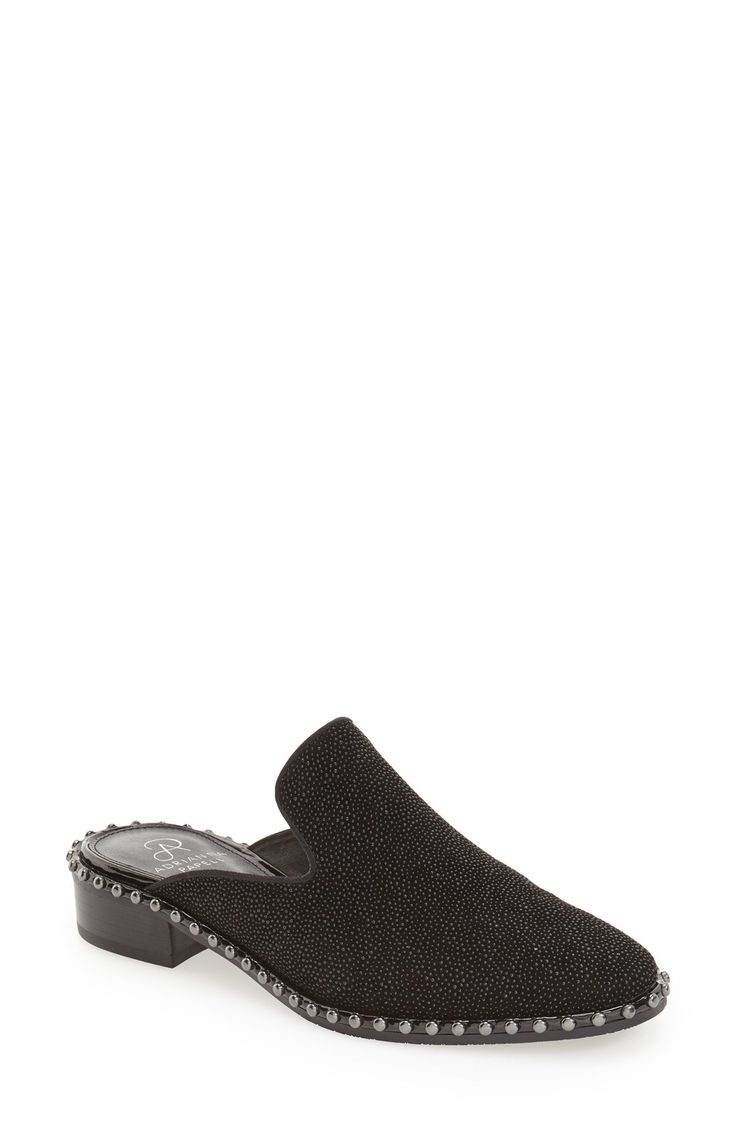 Adrianna Papell 'Pam' Studded Mule (Women) available at #Nordstrom. '