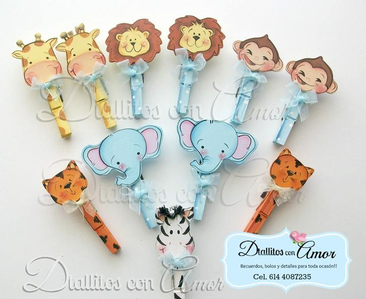 Pines baby shower - Detallitos para ninos ...