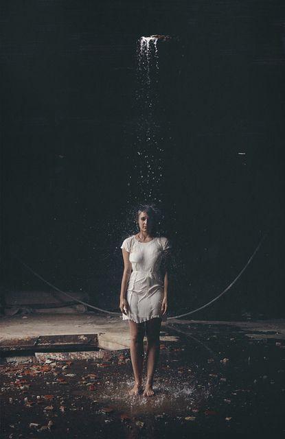 The Leak by Lissy Elle Laricchia, via Flickr