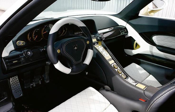 Gemballa Mirage GT Gold Edition | Porsche Carrera GT: Editing Desarrollado, Gemballa Mirag, Gold Editing, Mirag Gold, Mirag Gt, Carrera Gt, Del Porsche, Gt Gold, Porsche Carrera