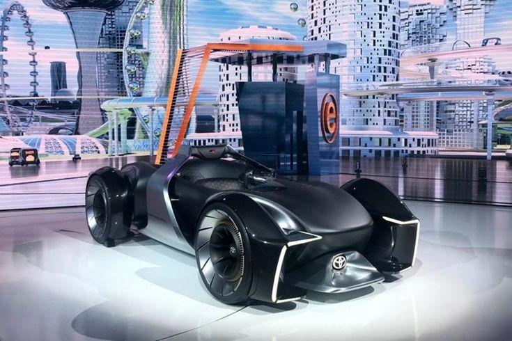 Toyota e-Racer (2019): Kleiner Sport der Zukunft?   – Actualités