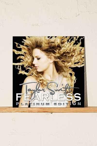 Taylor Swift - Fearless (Platinum Edition) 2XLP