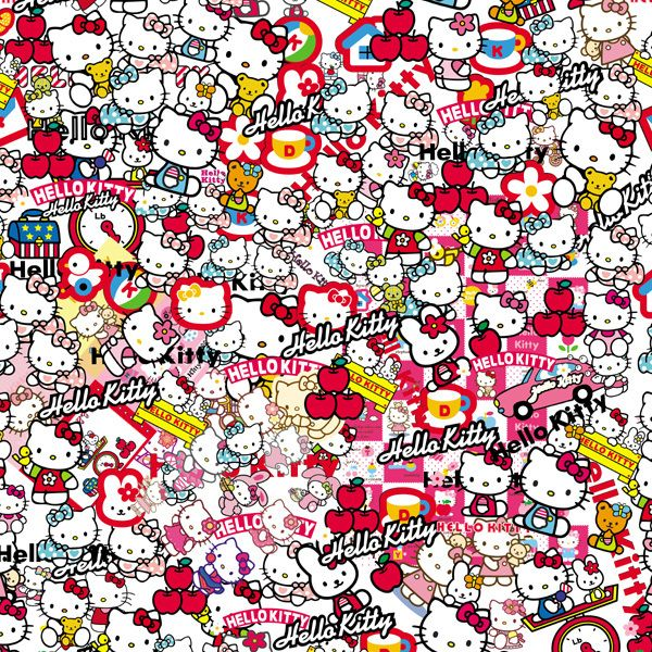 Best Hello Kitty Car Images On Pinterest - Hello kitty custom vinyl decals for car