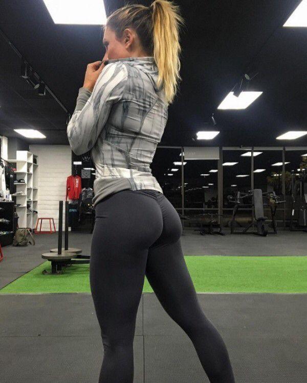 Yoga pants hotties gym etiquette   SECRant.com