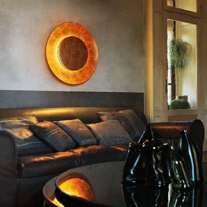 Applique Lunaire Fontana Arte Light FittingsDesign InteriorsSconcesParatyCeiling
