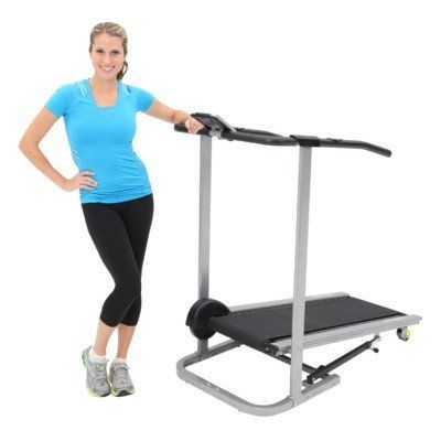 Best  Exerpeutic 250 Manual Treadmill