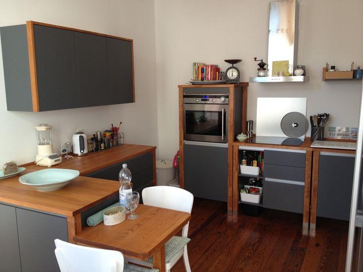 ber ideen zu modulk che auf pinterest. Black Bedroom Furniture Sets. Home Design Ideas