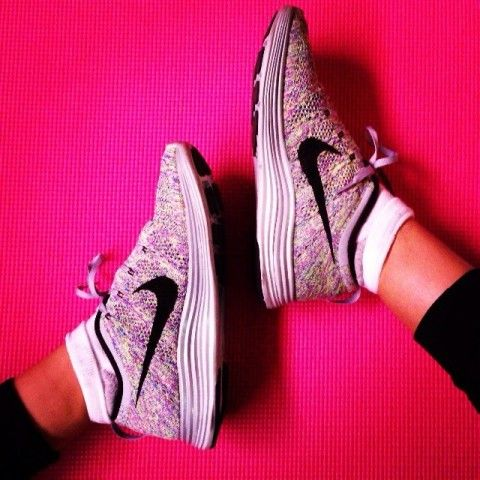 Nike 'Flyknit Lunar1+' Running Shoes | Spotted on @Shannon Bellanca Machina