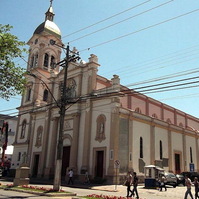 La chiesa di Sant'Antonio da Padova a Bento Gonçalves #SerraGaucha #Brasile