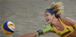 Rio Open: Action under way for four-star FIVB beach volleyball event