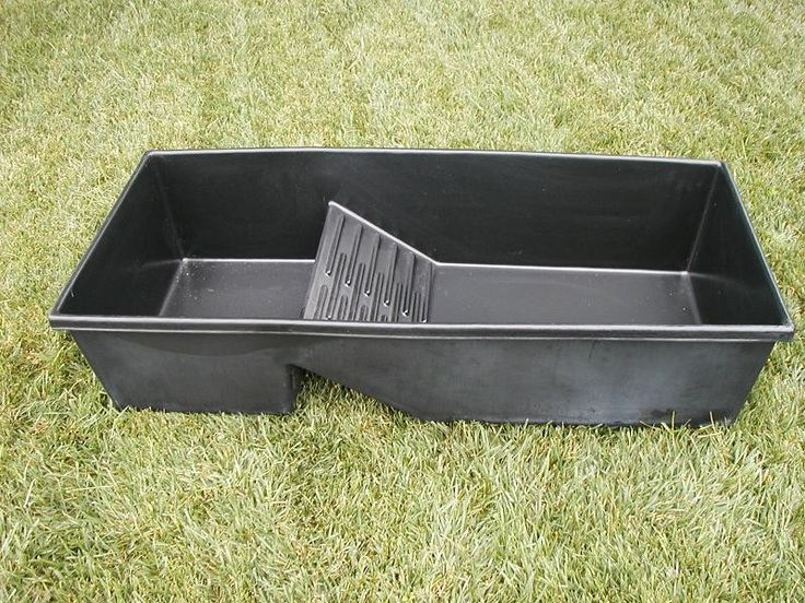 Black Water Turtle Tub for sale from The Turtle Source