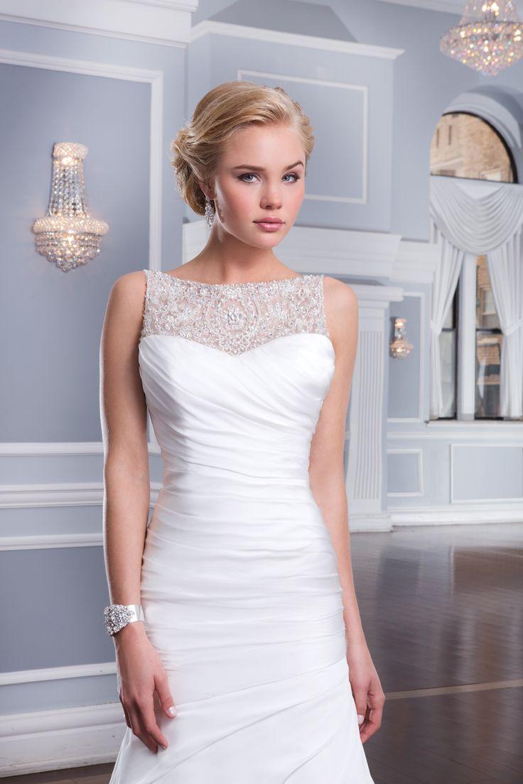 The 9 best Lillian West Wedding Dresses images on Pinterest   Short ...