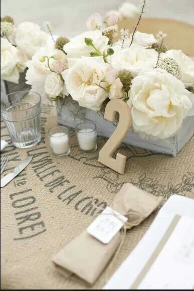 Marcador de mesa