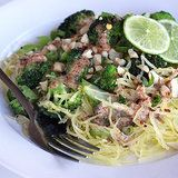 Paleo Pad Thai Recipe. Lots of new ingredients to buy but I will definitely be trying this in the near future!!