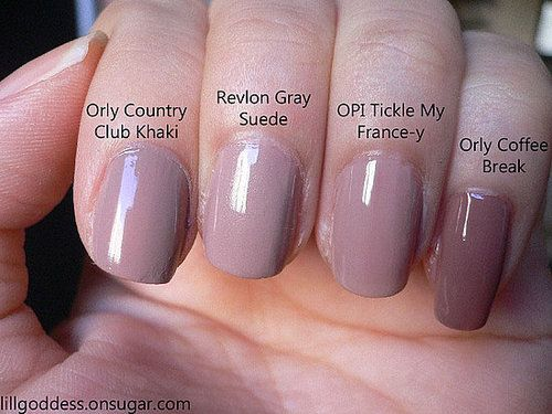 110 Best Images About Nail Polish Comparison Dupe Tests On Pinterest