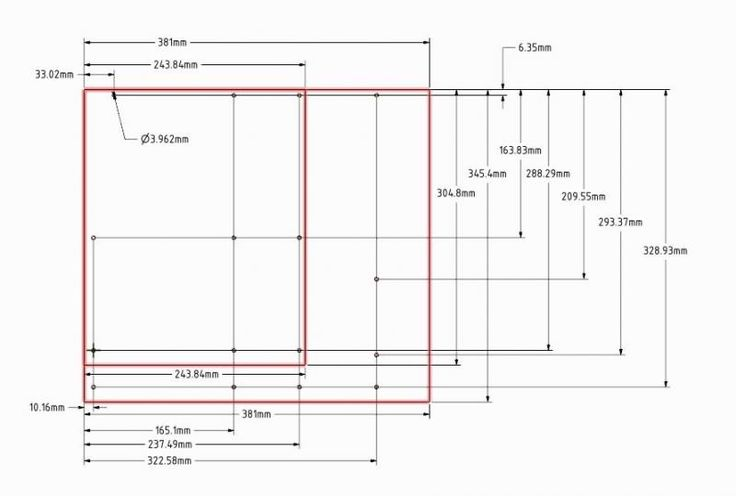 Guide Dimensions for anyone making their own case - Page 5 - bit-tech.net Forums