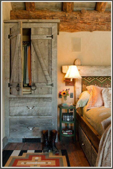 bedroomDecor, Cabin, Rustic Bedrooms, Bedrooms Design, Rustic Design, Bedrooms Furniture, Eclectic Bedrooms, Pallets Projects, Bedrooms Ideas