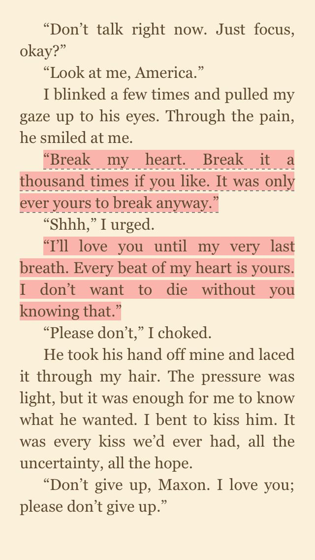 This was my ABSOLUTE FAVORITE quote of the entire book. Beyond perfection❤️