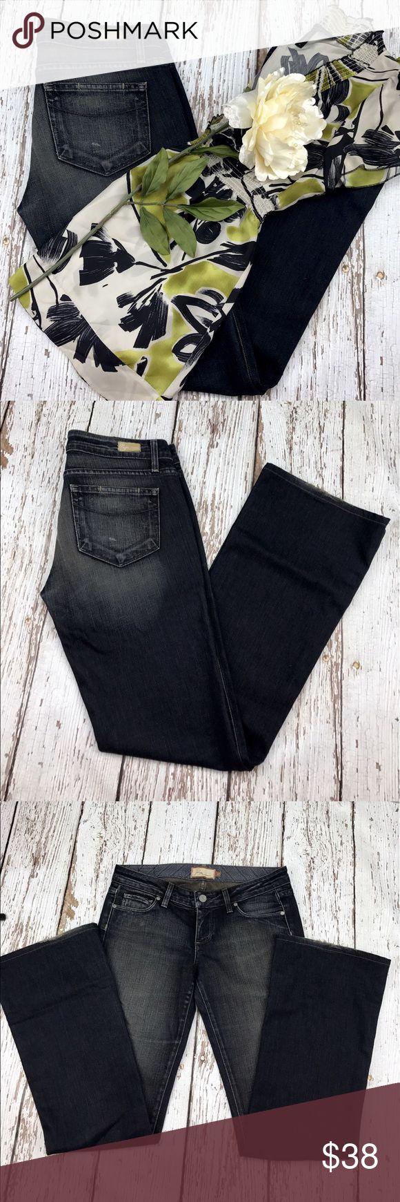 """💕SALE💕 Paige """"Laurel Canyon"""" Premium Denim Awesome 💕 Paige """"Laurel Canyon"""" Premium Denim 32"""" Inseam 7 1/2"""" Rise 98% Cotton 2% Spandex Paige Jeans Jeans Boot Cut"""
