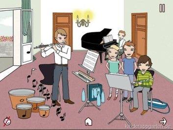Villa Cäcilia Eine großartige Musik App für Kinder