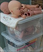 Art of Reborn doll making